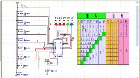 刘志顺一周搞定系列之数电第3讲_编码器和译码器(<font style='color:red;'>Multisim</font>)