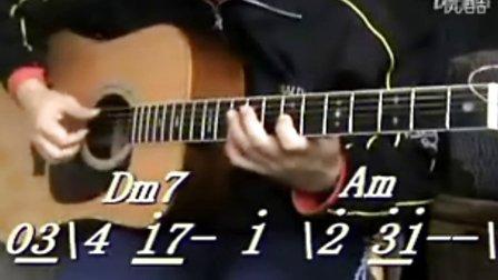 吉他谱简单版   最简单的天空之城版本   天空之城吉他独奏教