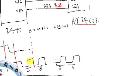学前班第1课第2.2节_怎么看原理图之<font style='color:red;'>协议</font>类接口之I2C