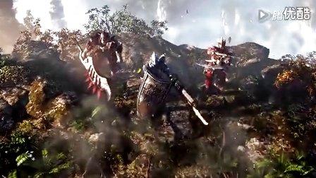 怪物猎人OL 首段CG