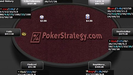 德州扑克教学:如何游戏TT和JJ--01