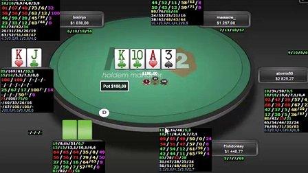 德州扑克教学:调整你的3bet范围-02