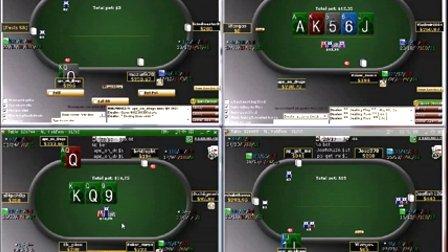德州扑克教学:NL200大筹码策略理论视频之FloatingⅡ