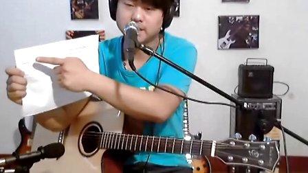 草根吉他初级入门教程 第十四课 四分音符练习 小星星
