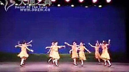 少儿现代舞蹈 热情 –