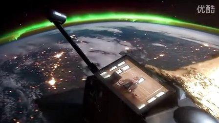 能用平板电脑控制的太空望远镜