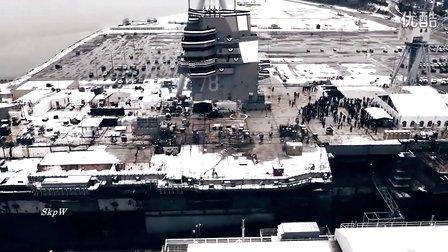 杰拉尔德·R·福特 号建造延时摄影