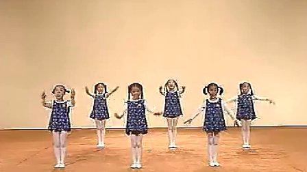幼儿舞蹈基本功练习1 –