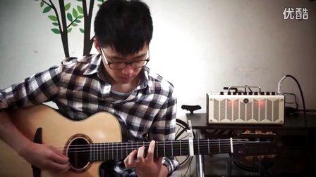 指弹名人胡洋吉他独奏神曲 小苹果 高清