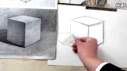 正方体画法1