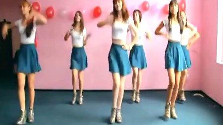幼儿舞蹈 最炫民族风 教–