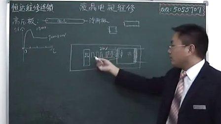 液晶电视维修培训第03讲:高压板维修