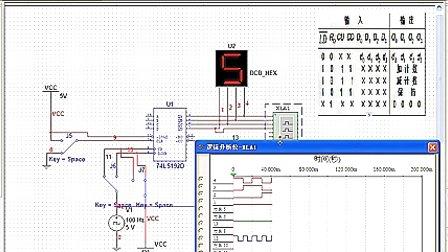 刘志顺一周搞定系列之数电第5讲_计数器(<font style='color:red;'>Multisim</font>)
