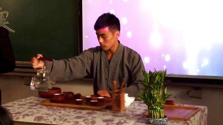 安徽财经大学首届茶艺大赛决赛