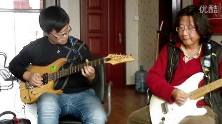 单身情歌电吉他独奏