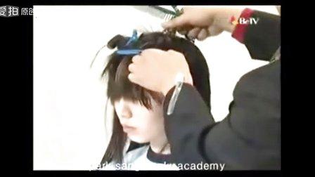 日本美女剪长发 C 搜库