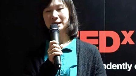 不安与期待共存:郭晓丹@TEDxFuzhou Women 2013