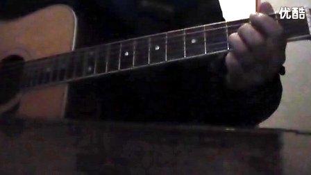 拨片震音-心动吉他