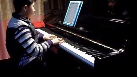 三寸天堂 钢琴曲