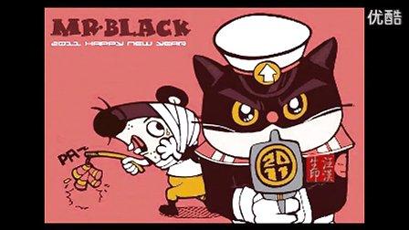 lol英雄联盟亚索5杀疾风剑豪亚索小仓解说经典动画片《黑猫警长》-英