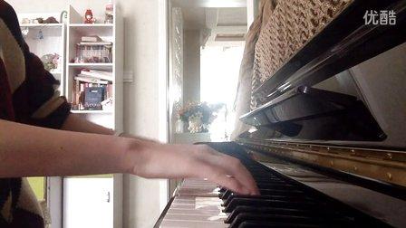 愿得一人心  钢琴版_tan8.com