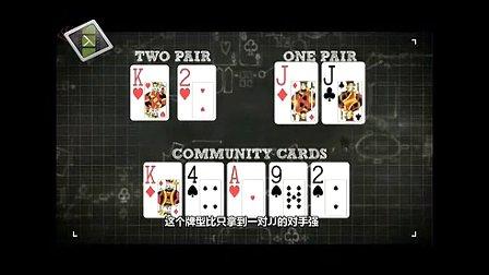 德州扑克新手视频教程中文版01