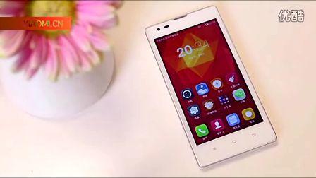 紅米手機白色版介紹視頻 :699元 4月8日首發