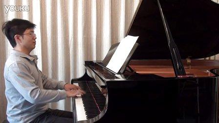 [基教1p.19]克瓦诺尔:齐步行进(王峥教程201步摇diy钢琴图片