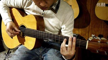 指弹小钟改编 罗大佑《追梦人》 沁音原声吉他录制-指弹吉他演奏家