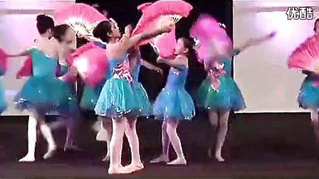 幼儿舞蹈教学茉莉花 –