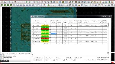 PCB设计工程师培训---Allegro PCB叠层设置