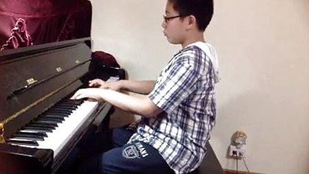 钢琴曲谱:f小调超凡练习曲第10 F小调练习曲萨克斯谱_学艺谱库