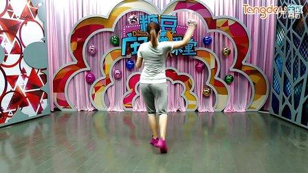 容易学的现代舞-减肥舞蹈教学视频适合自学.m