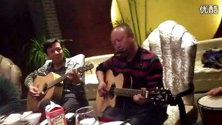 程歌吉他弹唱 外面的世界 齐秦