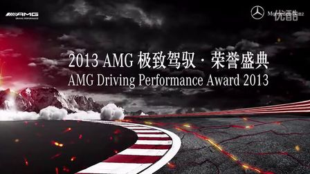 2013 AMG Performance Award final