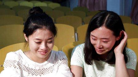 2014媒体系送大四毕业生奔泪视频