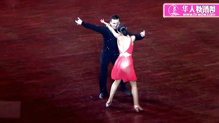 2014年WDC德国体育舞蹈公开赛决赛SOLO恰恰Denys Drozdyuk-Antonina Skobina
