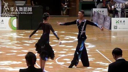 【VIP】2014年第12届全国青少年体育舞蹈锦标赛少年八项全能组L决赛伦巴安仲林 周唯一253