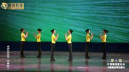 中国舞蹈家协会考级一级