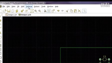 新加坡理工大学DesignSparkPCB教程(七)Routing Two Layer PCB