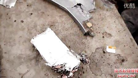 喪心病狂:火車碾壓iPhone 5S之后