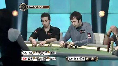 中国扑克人:扑克之星5强名将Jason Mercier