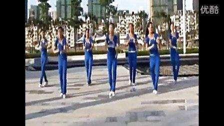 小苹果广场舞教学版儿童