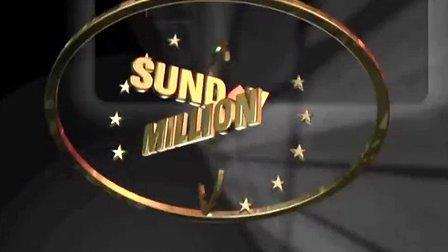 中国扑克人:扑克之星周日百万赛 Sunday Million 13_7_2014