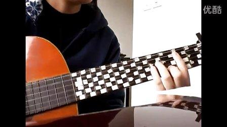 不再让你孤单 吉他弹唱