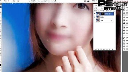ps照片转手绘系列视频皮肤