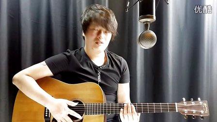 果木浪子 吉他入门标准教程 第37课 基本功示范练习