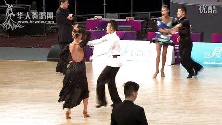 2014年中国体育舞蹈公开赛(武汉站)16岁以下A组L决赛桑巴张贵晨 张静涛
