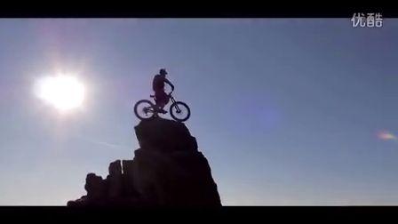 Danny Macaskill第一部山地车短片《The Ridge》