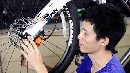 第7期 自行车刹车制动系统保养